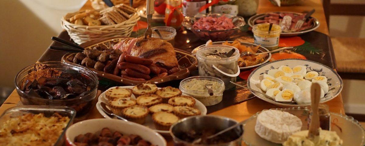 świąteczne wędzenie potraw